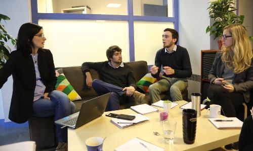 Site internet équipe