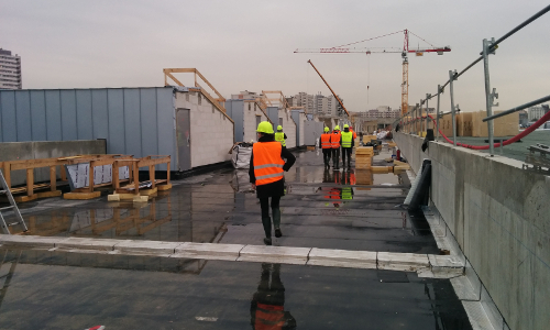 chantier Chapelle International