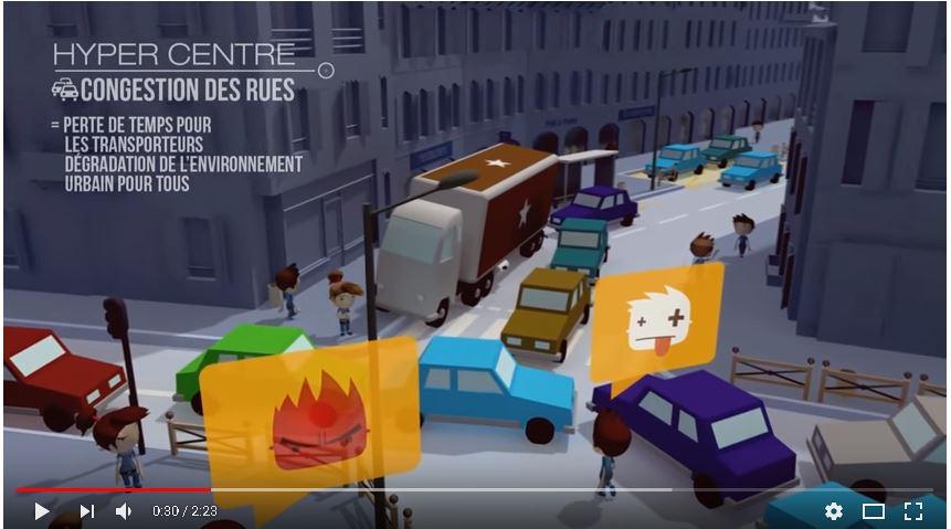 centres-villes Pure