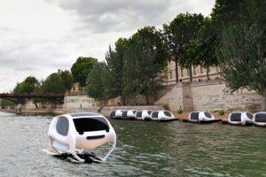 Innovations Sea Bubble