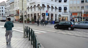 Goulet Louise à Bruxelles aires