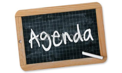 mobilité agenda