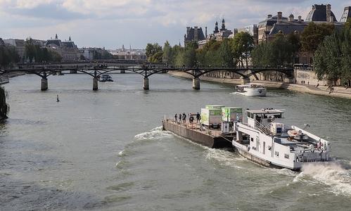 expérimentation barge